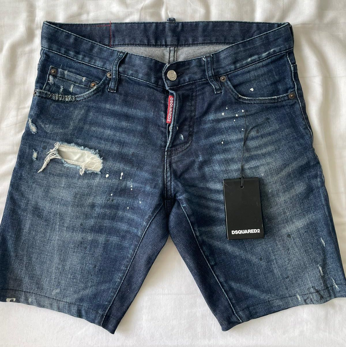 Dsquared shortDsquared20