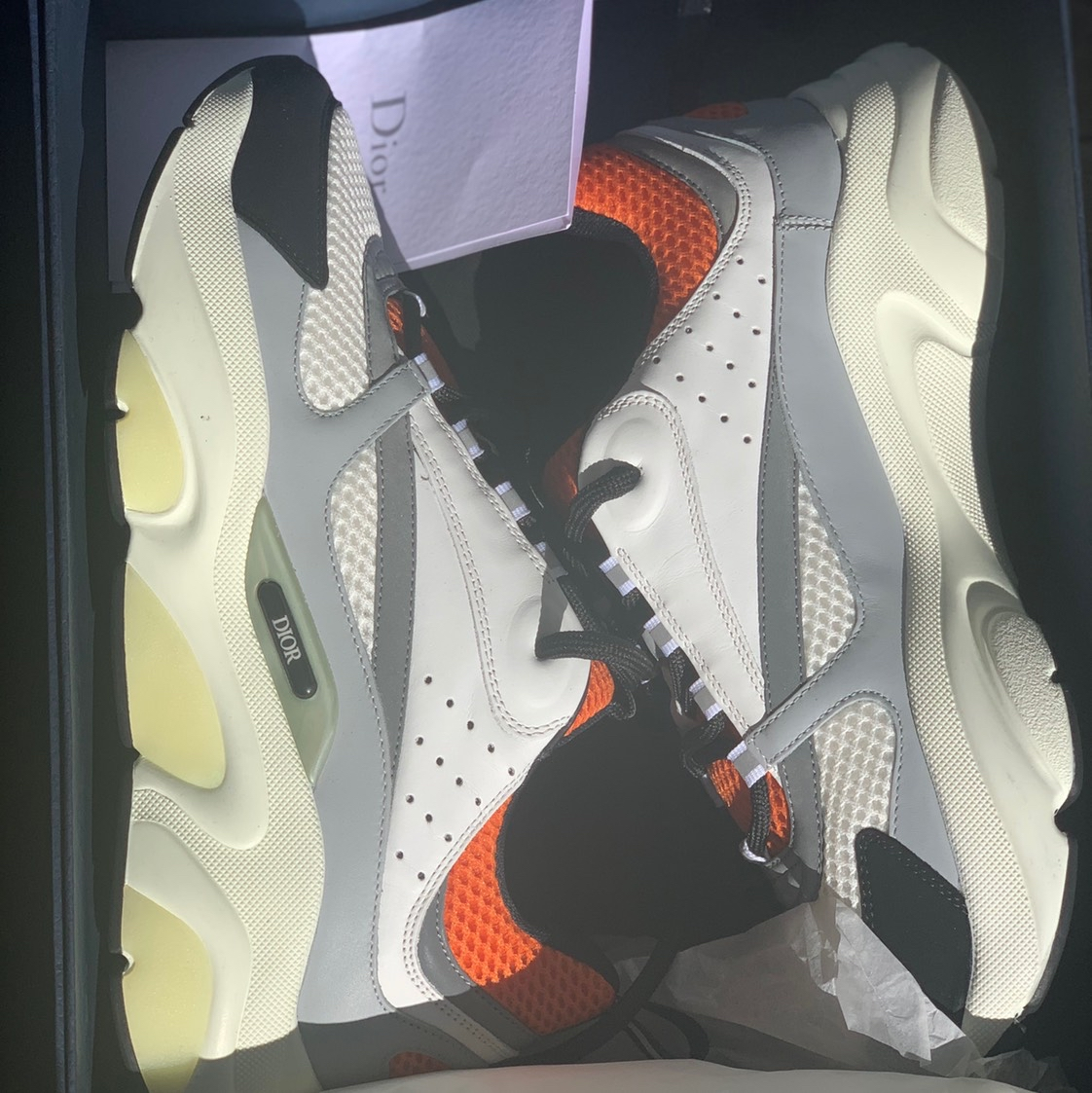 Dior b22 sneaker size 41 with receipt Dior0