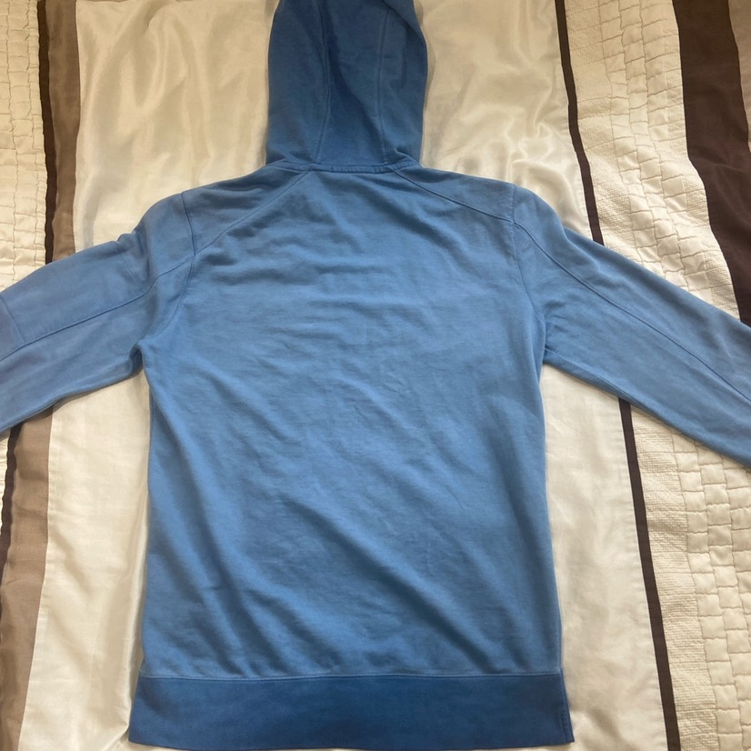 Cp company light blue re-coloured hoodieOther1