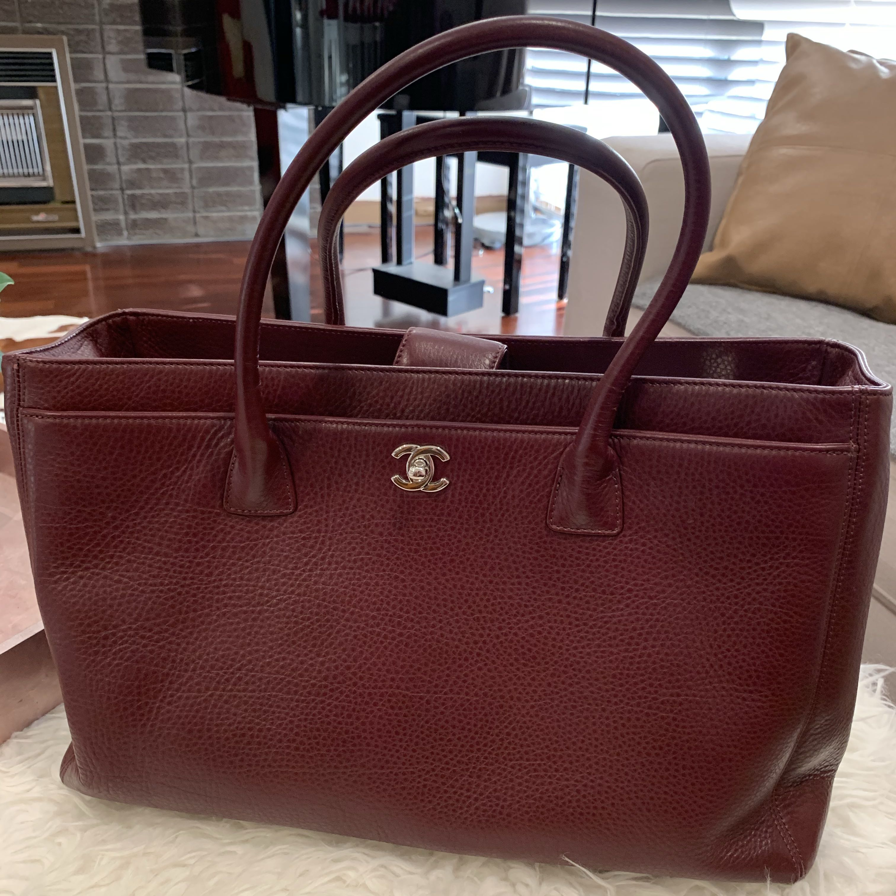 Cerf Tote Large series #20Chanel4