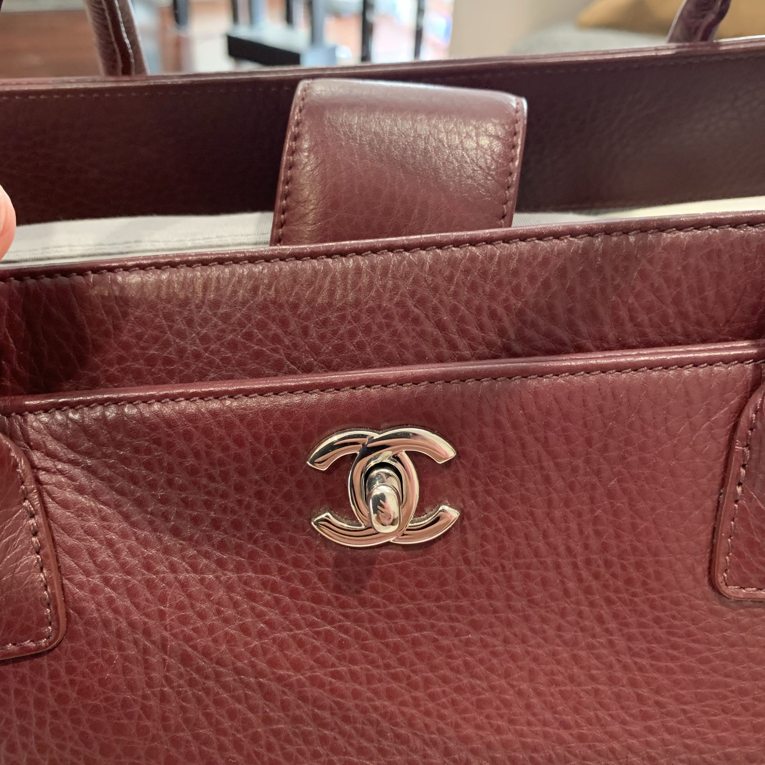 Cerf Tote Large series #20Chanel0