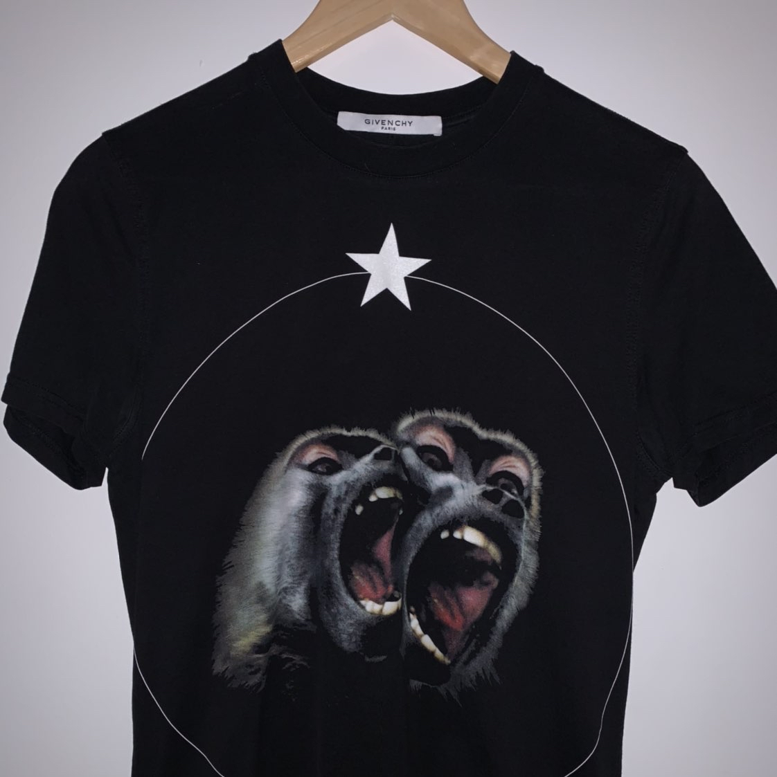Givenchy Monkey brothers Cuban fitGivenchy0